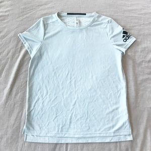 adidas Tops - Climachill Adidas Workout Tee -M- WORN ONCE!